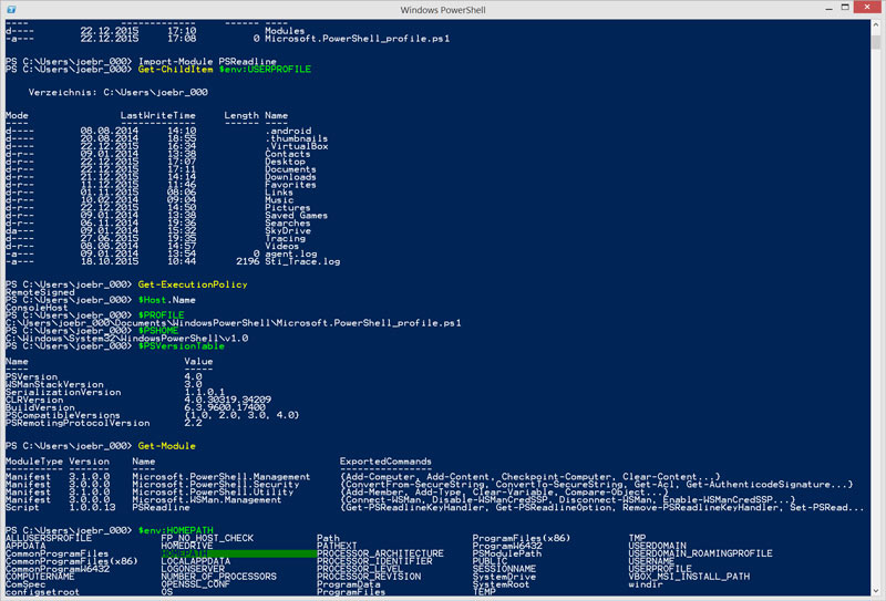 powershell basis screenshot 800px