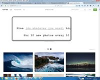 unsplash - Freie Bilder