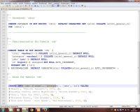 SQL Datei