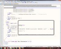 SQL - Delete