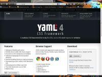 YAML CSS Framework