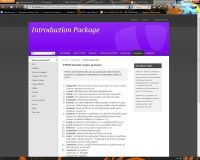 Introduction Package