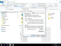Windows Explorer (Win + E)